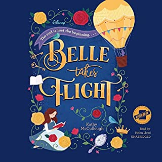Belle Takes Flight cover art