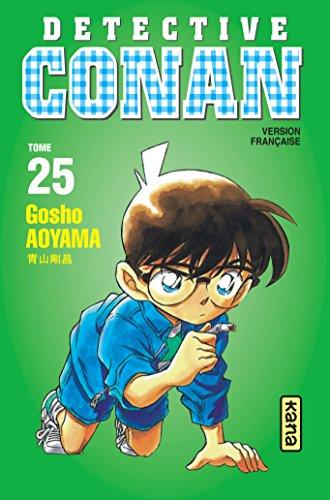 Détective Conan, tome 25