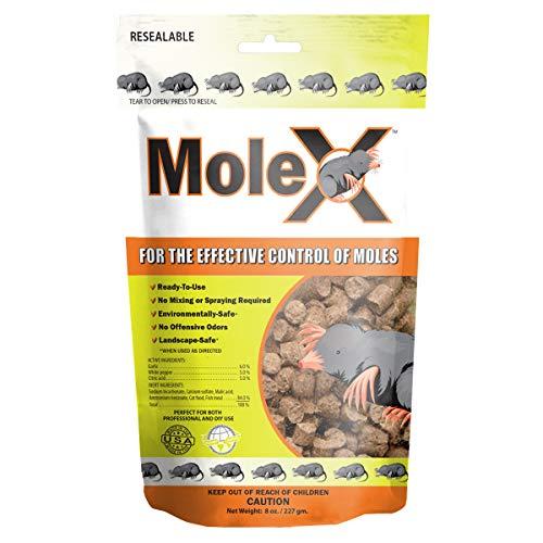 MoleX 8oz Bag