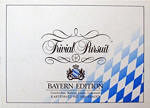 Trivial Pursuit Kartensatz - Bayern Edition