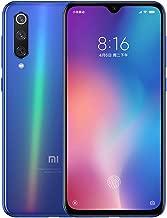 """eiAmz Xiaomi Mi 9 SE Smartphone, 6GB/64GB, Color holográfico, Pantalla AMOLED de Puntos de 5.97"""", cámara Triple Macro Gran Angular de 48 MP 117 ° (48 + 13 + 8), procesador Snapdragon 712 (Azul)"""