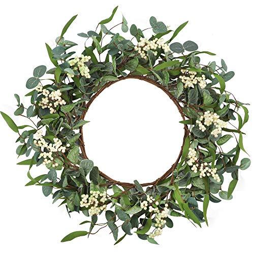eucalyptus fall wreath