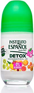 Desodorante Roll On - Detox 75 ML - Instituto Español