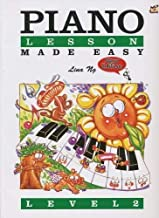 Piano Lessons Made Easy: Level 2 (Faber Edition)