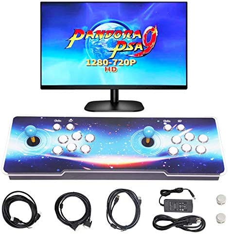 SupYaque Pandora Box Video Arcade Games Console Pandora s Box 9 Built in 1500 Retro Games Search product image