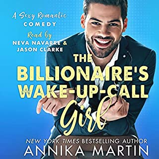 The Billionaire's Wake-Up-Call Girl cover art