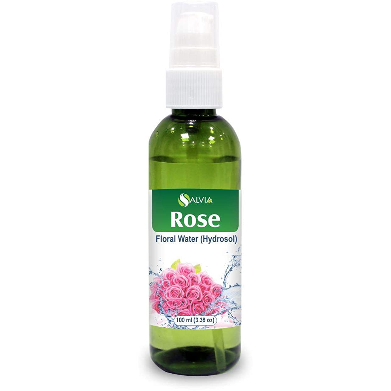 在庫カルシウム突っ込むRose Floral Water 100ml (Hydrosol) 100% Pure And Natural