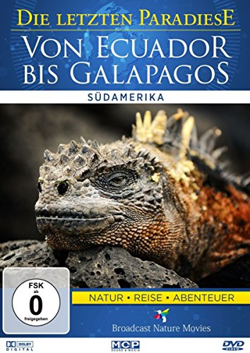 Von Ecuador Bis Galapagos - Südamerika