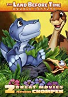 The Land Before Time / Chomper Double Feature (The Land Before Time II: The Great Valley Adventure/ The Land Before Time