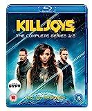 Killjoys Season 1-5 Set (10 Blu-Ray) [Edizione: Regno Unito] [Blu-ray]