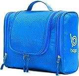 Bago Bolsa de aseo colgante para mujeres y hombres, bolsas de viaje a prueba de...