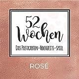 52 Wochen Hochzeits-Spiel (300g. Papier) (Rosé)