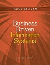 Best business driven information systems 4th edition Reviews