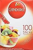 Canderel - Edulcorante Aspartamo Sticks, 100 gr (paquete de 3)