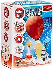 Trefl Science4You Warsztacik Chemii Mały Zestaw Naukowy dla Dzieci od 8 lat