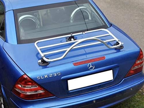 revo-rack.com Mercedes SLK R170 Gepäckträger Einzigartiges Design, PA, Keine Klemmen, Keine Gurte, Keine Halterungen, Keine Lackschäden