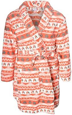 Sweet & Sassy Girls Coral Fleece Robe
