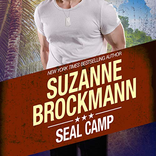 SEAL Camp audiobook cover art