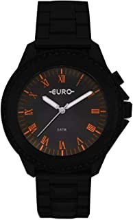 85af73b888a Relógio Euro Feminino Analógico EU2036YME 4P - Preto