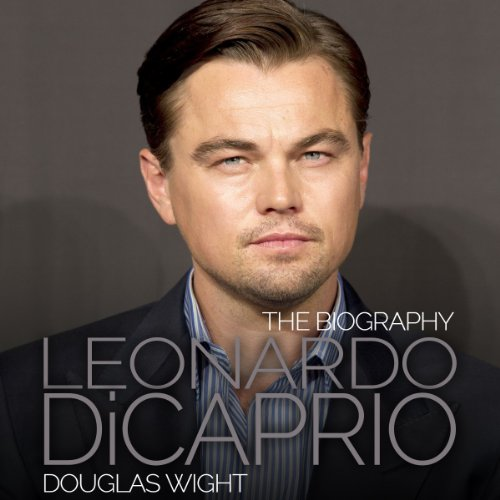 Leonardo DiCaprio audiobook cover art