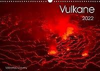 Vulkane 2022 (Wandkalender 2022 DIN A3 quer): Vulkane der Welt, Monatskalender, 14 Seiten (Monatskalender, 14 Seiten )