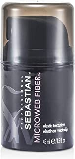 Sebastian Professional Microweb Fiber Hair Texturiser for all types of hair and beach look, 45 milliliters