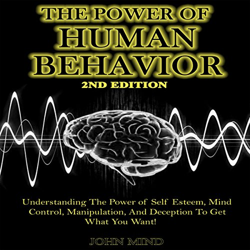 Human Behavior Power audiobook cover art