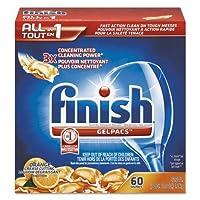 rac81181–Finish Gelpac食洗機洗剤