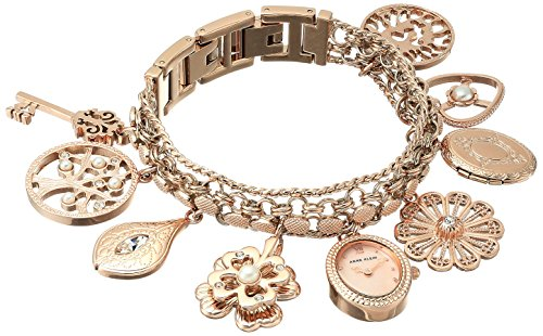 Guess 36MM wristwatch with glitz detailing will add a sparkle to your personality