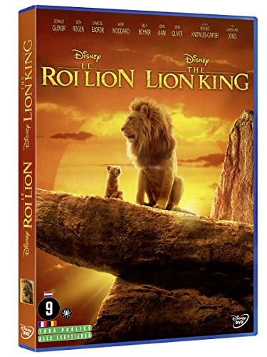 Le roi lion DVD