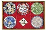 中日本陶器 古伊万里シリーズ 五客銘々皿揃 410203