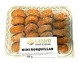 Lázaro Mini Rosquillas Artesanas 20 Unidades, 300G. 300 g