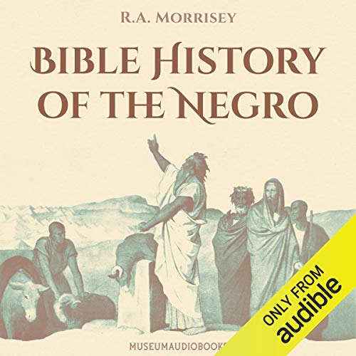 『Bible History of the Negro』のカバーアート