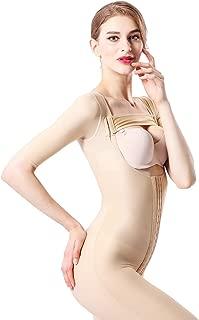 Women, Seamless Bodysuit, Shapewear Liposuction, Open Bust Firm Control Body Shaper, Shapewear, Bodysuit, Corset, Compression