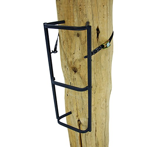 Rivers Edge RE727, Grip Rail 32-Inch Climbing Aid 4 Pack, Tree Stand Climbing Aid, Permanent Non-Slip Coating