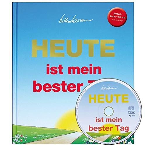 HEUTE ist mein bester Tag Buch + Hör CD
