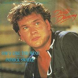 Patrick Swayze - She's Like The Wind - RCA - PB49597