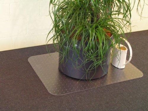 Ecopro Bodenschutzmatte 120x120 cm mit Noppen, Bodenschutz, Matte
