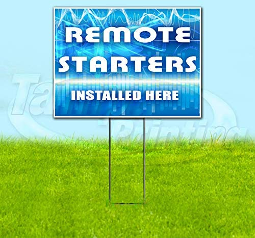Remote Starters Installed Quantity limited HERE 18