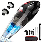Best Hand Car Vacs - Handheld Vacuum Cleaner, Car Vacuum Cleaner High Power Review