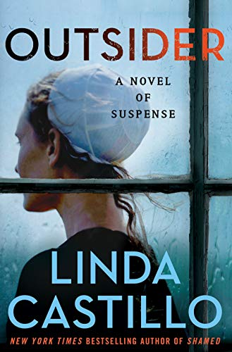 Outsider: A Novel of Suspense (Kate Burkholder Book 12) by [Linda Castillo]
