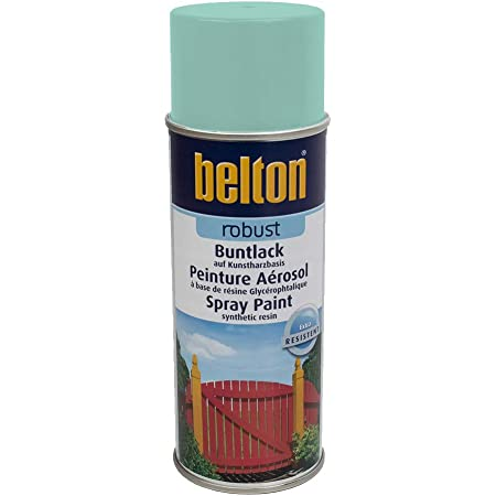 Belton Spectral Lackspray Ral 6027 Lichtgrün Glänzend 400 Ml Profi Qualität Baumarkt