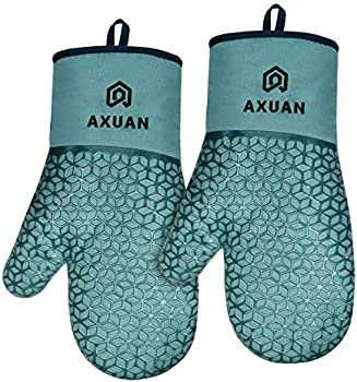 Axuan High Heat Resistant 500 Degree Kitchen Oven Gloves