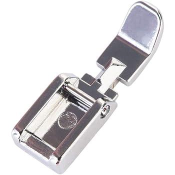 Tinksky Prensatelas de cremallera Zip clip estrecho durable para el hermano Singer nuevo inicio Janome Toyota: Amazon.es: Hogar
