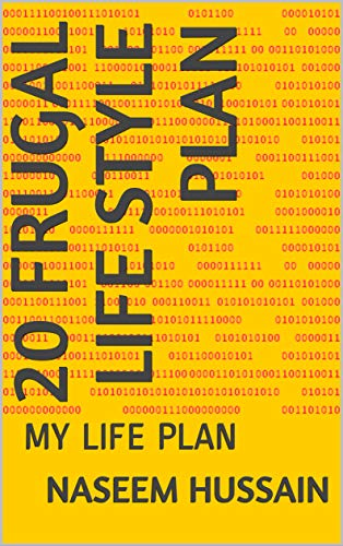 MY 20 FRUGAL LIFESTYLE PLAN: MY LIFE PLAN (English Edition)