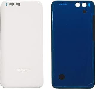 Draxlgon Reemplazo de Tapa Trasera Carcasa de la Puerta de la bater/ía para Xiaomi 6 Mi 6 Mi6 5.15 Azul