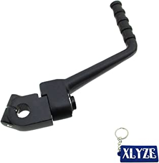 XLYZE Black 13mm Aluminum Kick Start Starter Lever For 50cc 110cc 125cc Stomp Demon X WPB Orion M2R Lucky MX Thumpstar Pit Dirt Bike