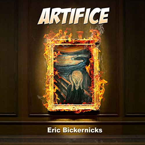Artifice audiobook cover art