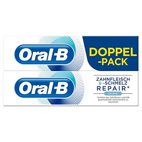 Oral-B Zahnfleisch und -schmelz Repair Original Zahnpasta 2x75ml