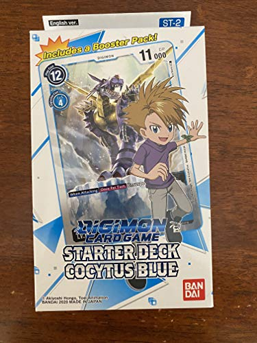 Digimon Kartenspiel: Starter Deck - Cocytus Blue ST-2